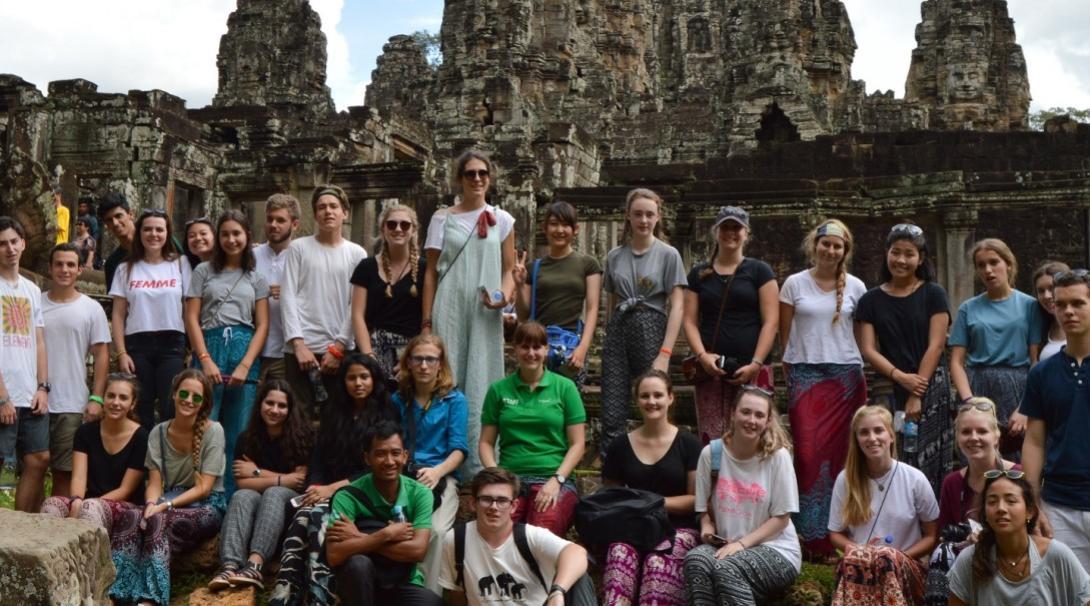 Cambodia Gap Adventure